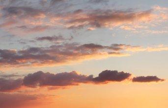 sunset-clouds-textures-plain